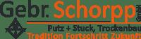 Gebr. Schorpp GmbH – Putz + Stuck, Trockenbau Logo